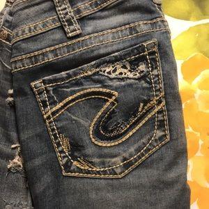 Silver Jeans Jeans - Silver skinny jeans